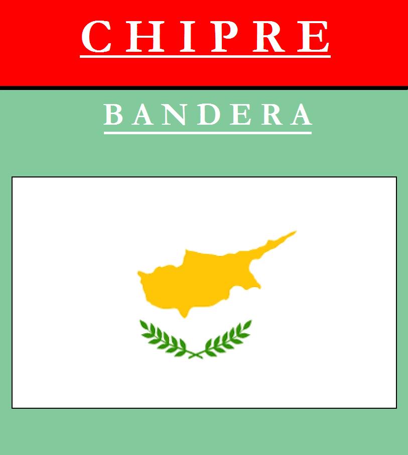 Escudo de BANDERA DE CHIPRE