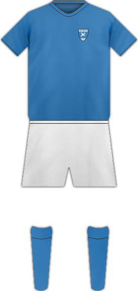 Equipación APEP FC