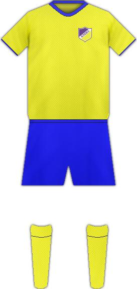 Equipación APOEL FC