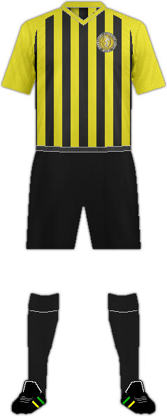 Equipación ASIL FC LYSI