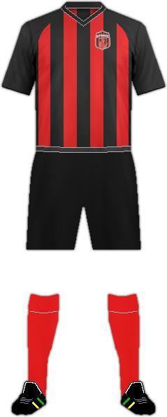Equipación ERMIS ARADIPPOU FC