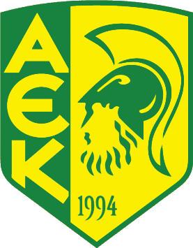 Escudo de AEK LARNACA (CHIPRE)