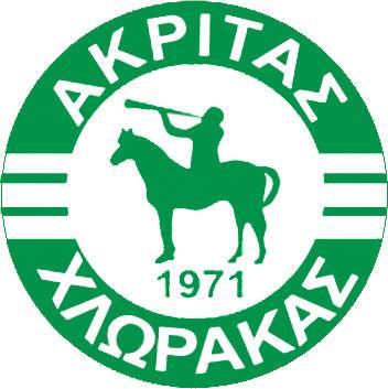Escudo de AKRITAS CHLORAKAS FC (CHIPRE)