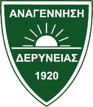 Escudo de ANAGENNISIS DERYNEIA FC (CHIPRE)