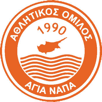 Escudo de AO AYIA NAPA FC (CHIPRE)