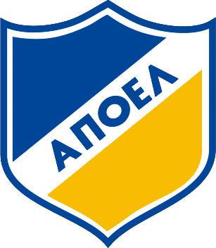 Escudo de APOEL NICOSIA FC (CHIPRE)