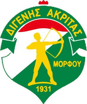 Escudo de DIGENIS AKRITAS MORPHOU FC (CHIPRE)
