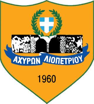 Escudo de EN AHIRONAS LIOPETRIOU (CHIPRE)