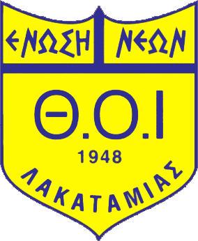 Escudo de ENOSIS NEON THOI LAKATAMIA (CHIPRE)