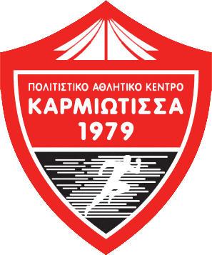 Escudo de KARMIOTISSA PANO POLEMIDIA (CHIPRE)
