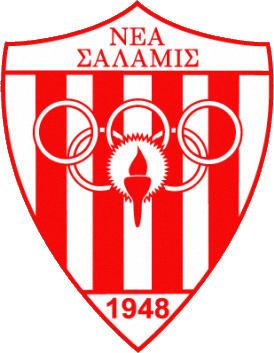 Escudo de NEA SALAMIS (CHIPRE)