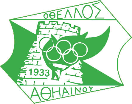 Escudo de OTHELLOS ATHIENOU FC (CHIPRE)