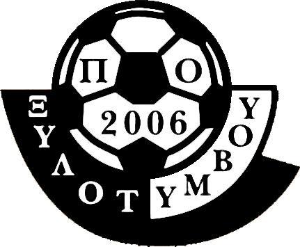 Escudo de PO XYLOTYMPOU 2006 (CHIPRE)