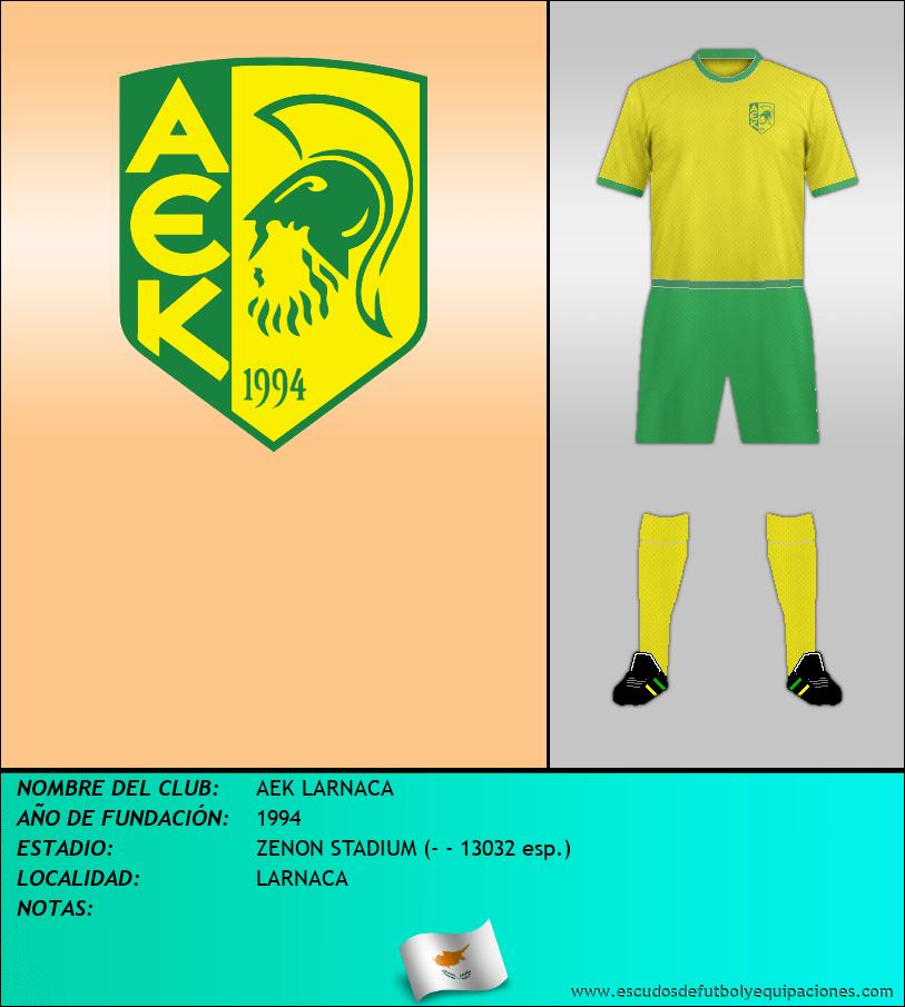 Escudo de AEK LARNACA