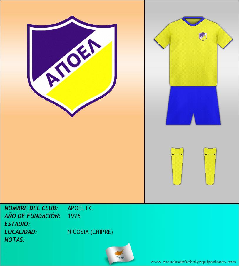 Escudo de APOEL FC