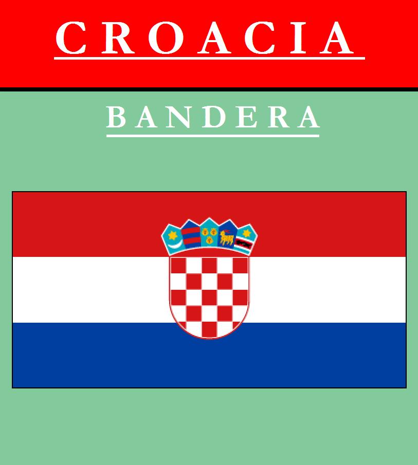 Escudo de BANDERA DE CROACIA