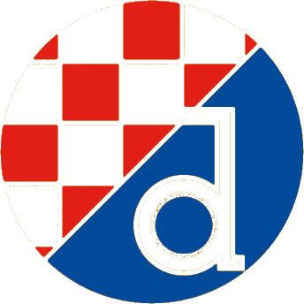 Escudo de GNK DINAMO ZAGREB (CROACIA)