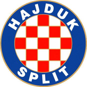 Escudo de HAJDUK SPLIT (CROACIA)