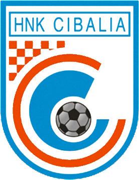 Escudo de HNK CIBALIA VINKOVCI (CROACIA)