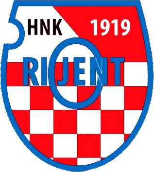 Escudo de HNK ORIJENT 1919 (CROACIA)