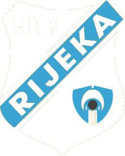Escudo de HNK RIJEKA (CROACIA)