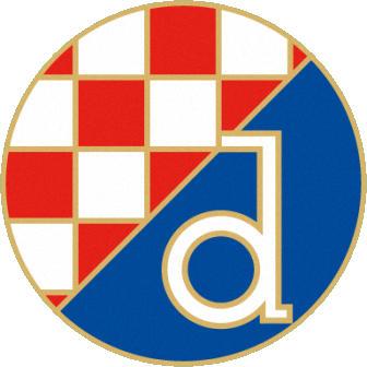 Escudo de NK DINAMO DE ZAGREB (CROACIA)