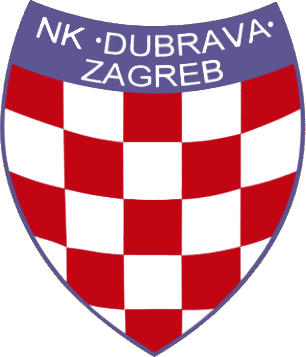 Escudo de NK DUBRAVA (CROACIA)