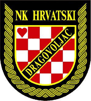 Escudo de NK HRVATSDI D. (CROACIA)