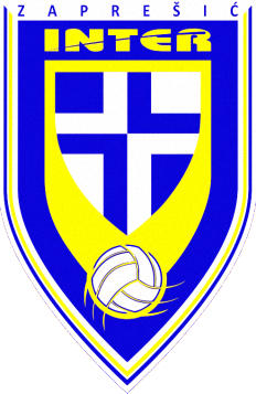 Escudo de NK INTER ZAPRESIC (CROACIA)