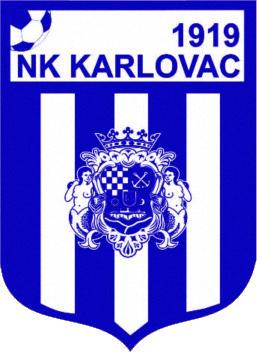 Escudo de NK KARLOVAC (CROACIA)