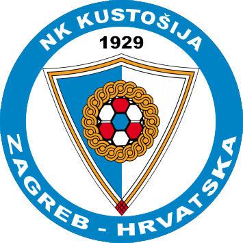 Escudo de NK KUSTOŠIJA (CROACIA)