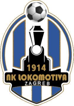 Escudo de NK LOKOMOTIVA (CROACIA)