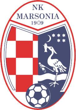 Escudo de NK MARSONIA (CROACIA)