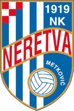 Escudo de NK NERETVA (CROACIA)