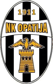 Escudo de NK OPATIJA (CROACIA)