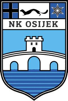 Escudo de NK OSIJEK (CROACIA)