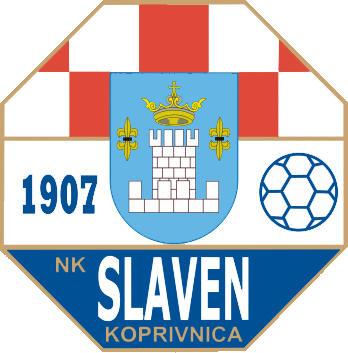 Escudo de NK SLAVEN BELUPO (CROACIA)