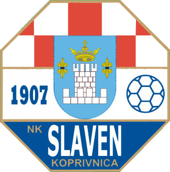Escudo de NK SLAVEN (CROACIA)