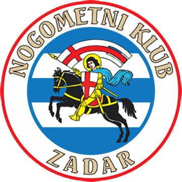 Escudo de NK ZADAR (CROACIA)