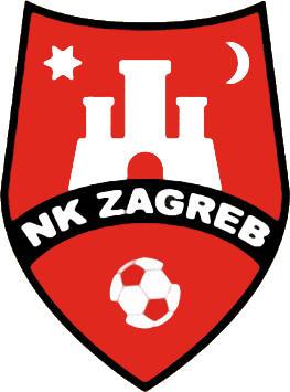 Escudo de NK ZAGREB (CROACIA)
