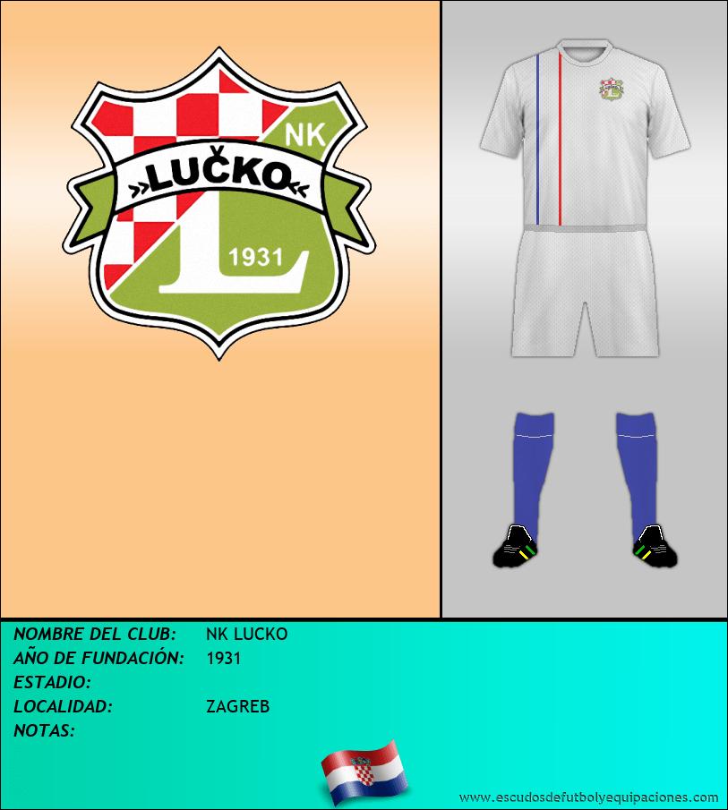 Escudo de NK LUCKO