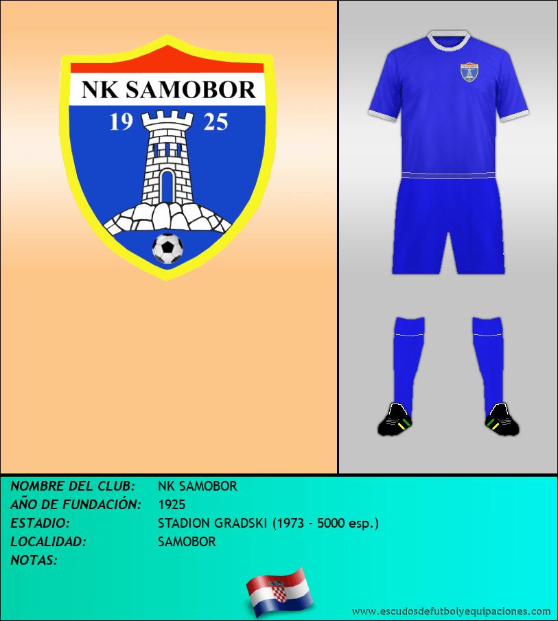 Escudo de NK SAMOBOR