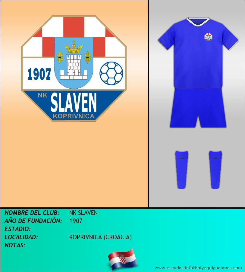 Escudo de NK SLAVEN