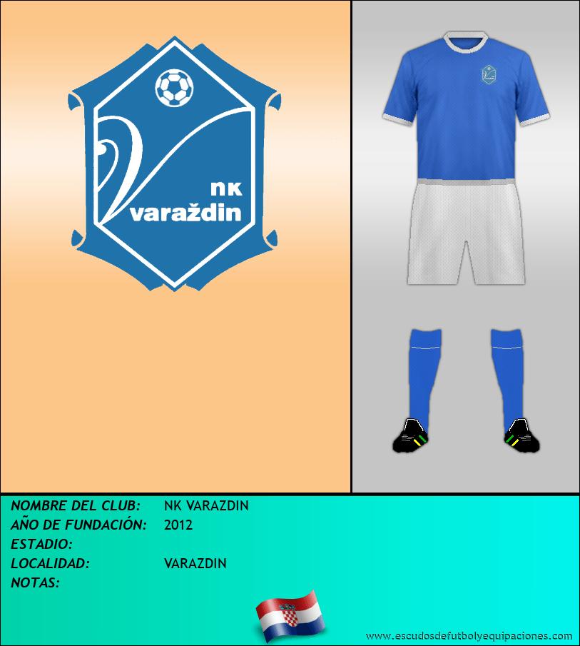 Escudo de NK VARAZDIN