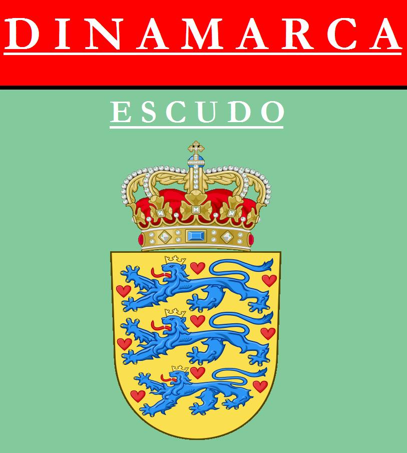Escudo de BANDERA DE DINAMARCA