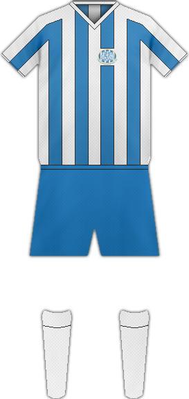 Equipación ESBJERG FK