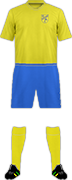 Equipación OLSTYKKE FC