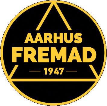 Escudo de AARHUS FREMAD FB (DINAMARCA)