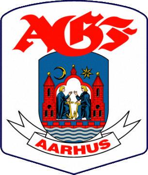 Escudo de AGF AARHUS (DINAMARCA)