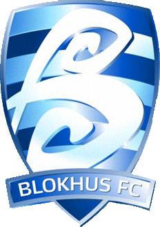 Escudo de BLOKHUS F.C. (DINAMARCA)
